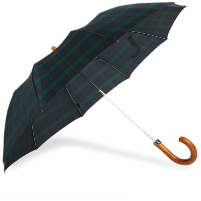 London Undercover Maple Telescopic Umbrella