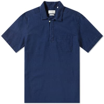 372e258ee40 Oliver Spencer Short Sleeve Yarmouth Shirt ...