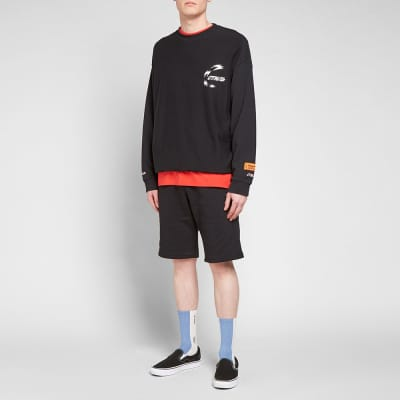 f5ba5d700ed4 Off-White Sweat Short Off-White Sweat Short