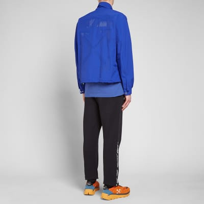0a9c4d8319d8 Off-White Perforated Anorak Off-White Perforated Anorak