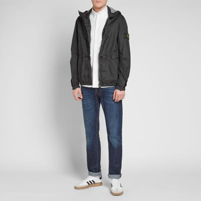 dedaa607459 ... Stone Island Membrana 3L TC Zip Hooded Shell Jacket