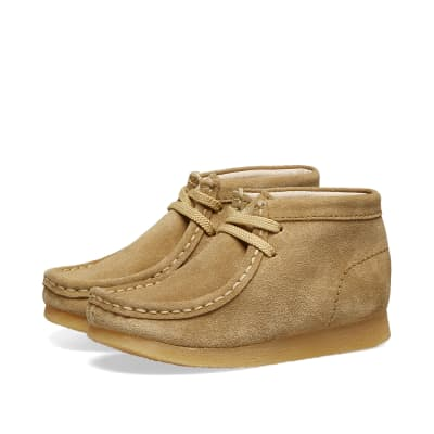 96bc7f66ed6 Clarks Originals Children s Wallabee Boot ...