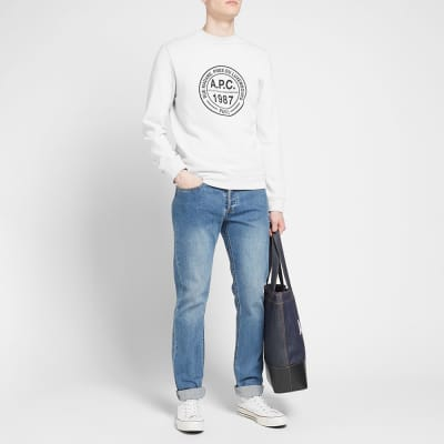 A.P.C. Elvis Crew Sweat