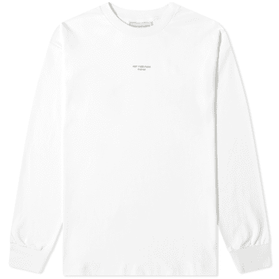 Drôle de Monsieur Long Sleeve Not From Paris Tee