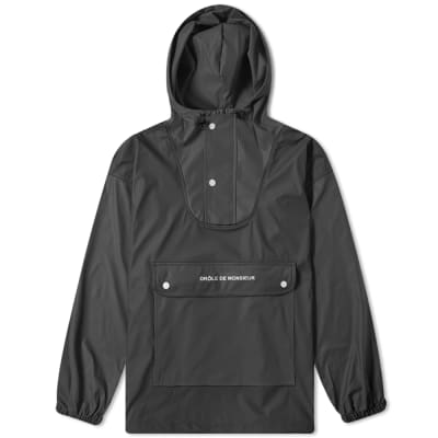 Drôle de Monsieur Panel Popover Windbreaker