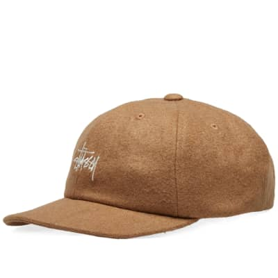 Stussy Stock Wool Low Pro Cap ... 116055c67ab8