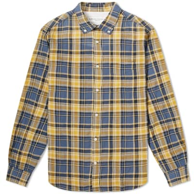 Officine Generale Button Down Shirt