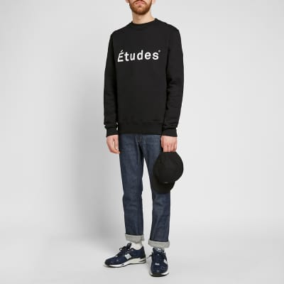 Études Story Print Sweat