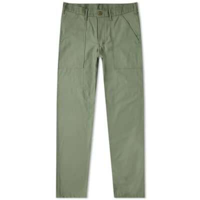 5be234324 Stan Ray Slim Fit 4 Pocket Fatigue Pant ...