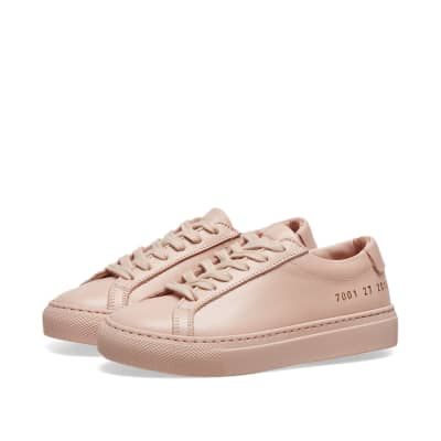 Common Projects Original Achilles Low Kid