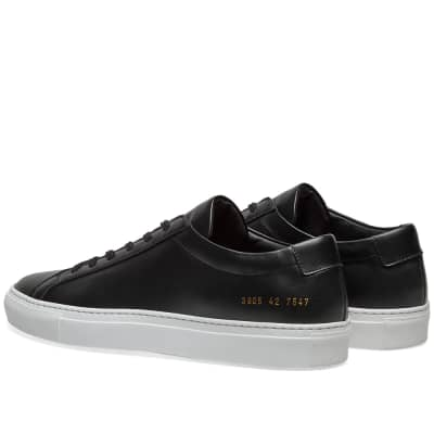 Woman by Common Projects Original Achilles Low White Sole