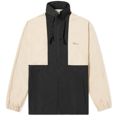 Drôle de Monsieur Not From Paris Drawstring Windbreaker