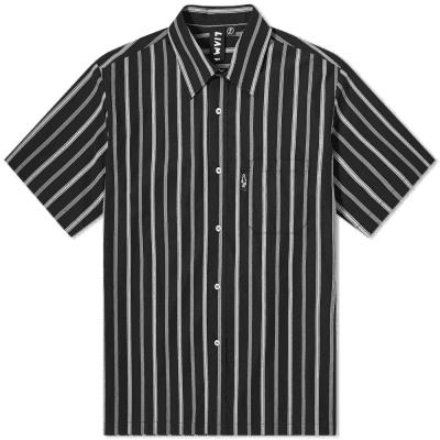 Liam Hodges Irregular Stripe Shirt