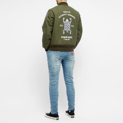 Human Made Flight Jacket
