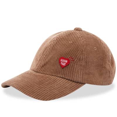 Human Made Heart Corduroy Cap