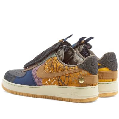 Nike x Travis Scott Air Force 1