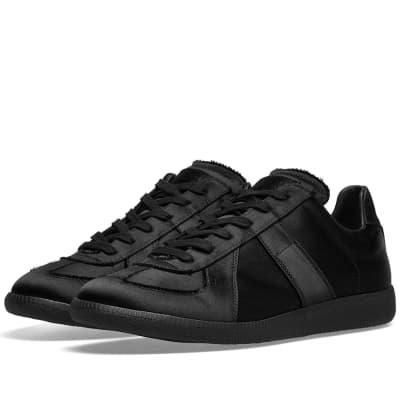 Maison Margiela 22 Replica Low Satin Sneaker ... b10017b0b3f