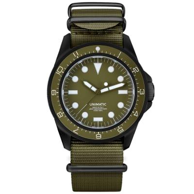 Unimatic Modello Uno Unimatic U1-DZN Watch
