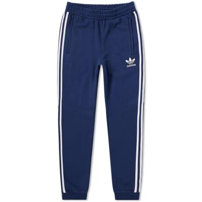 Adidas Cuffed 3 Stripe Track Pant