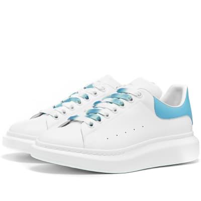 8edf71cd4 Alexander McQueen Degrade Wedge Sole Sneaker ...