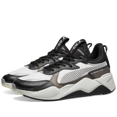 cheap for discount d8f04 6063b Puma RS-X Tech Tech Black   Grey