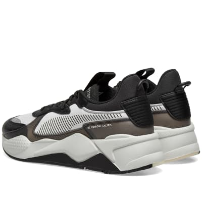 cheap for discount b4b35 84a0e Puma RS-X Tech Tech Black   Grey