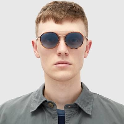 Persol 2456S Round Sunglasses