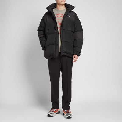 ADER error Oversized Down Jacket
