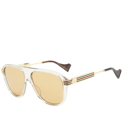 Gucci Vintage Web Sunglasses