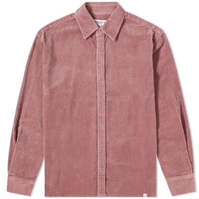 Vanquish Oversized Corduroy Shirt