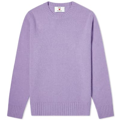 Sporty & Rich x Harmony Brushed Wool Crew Knit
