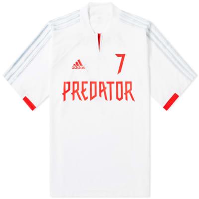 Adidas Consortium Predator Beckham Jersey Adidas Consortium Predator  Beckham Jersey · Adidas Consortium Predator Beckham Jersey White   Clear  Grey 780f1bf4d