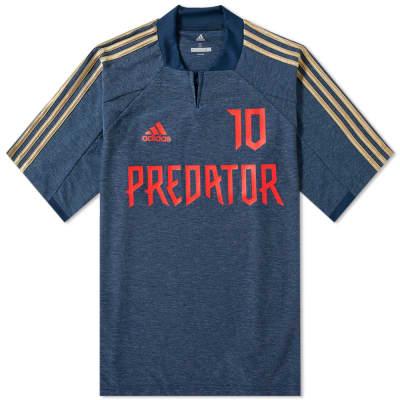 Adidas Consortium Predator Zidane Jersey ... e806f352c