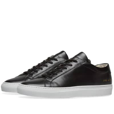 9658bef8a30b Common Projects Original Achilles Low White Sole ...