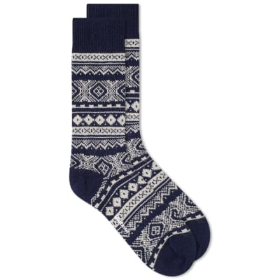 Barbour Onso Fair Isle Sock