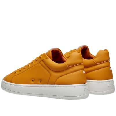 ETQ. Low Top 4 Rubberised Sneaker