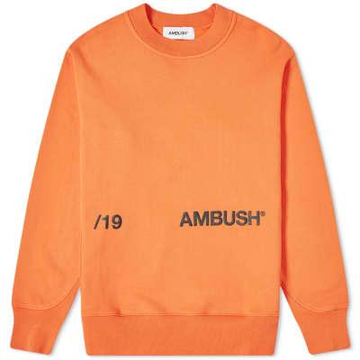 Ambush AW19 Crew Sweat