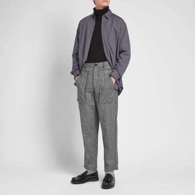 Comme des Garcons SHIRT Prince Of Wales Trouser