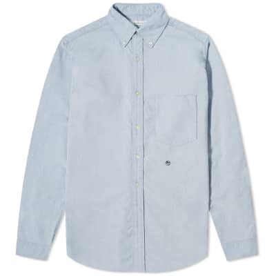 Nanamica Button Down Wind Shirt