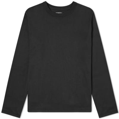 Nanamica CoolMax Loopwheel Long Sleeve Jersey Tee