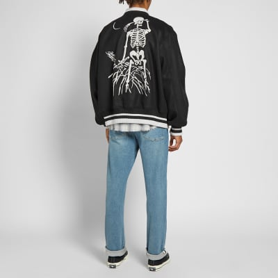 Lost Daze Good Boy Bomber Jacket