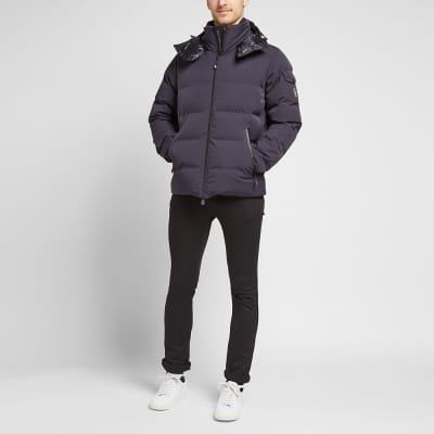 Moncler Grenoble Montgetech Hooded Down Jacket