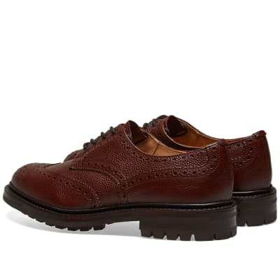 Tricker's Commando Sole Ilkley Brogue
