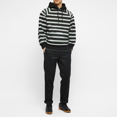 PLEASURES Lost Stripe Hoody