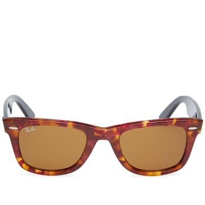 0ba1bbdb009 Ray Ban Original Wayfarer Fleck Sunglasses Ray Ban Original Wayfarer Fleck  Sunglasses