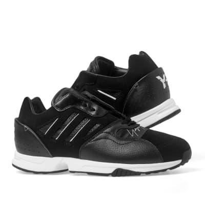 ab077fcf6 Y-3 ZX Run Black   White