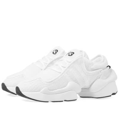 ec7bc5486be55d Y-3 Ren White   Black