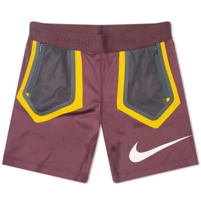 Nike x Undercover Gyakusou Techknit Short W