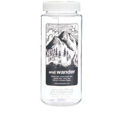 And Wander x Nalgene Bottle