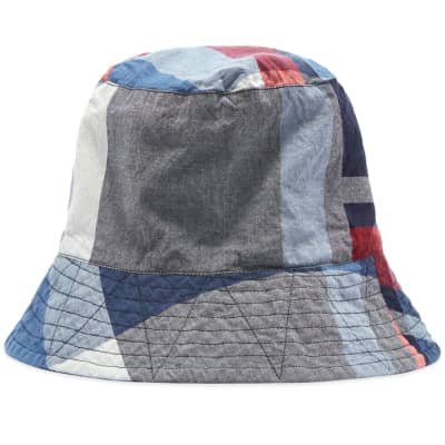 a99e29bf816 Engineered Garments Madras Bucket Hat ...